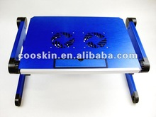 Cooskin Transformer Aluminium lap table