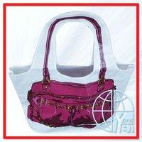 Plastic Hobo Trending ziplock zipper bag stand up pouch