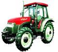 baratos 85hp tractor de granja