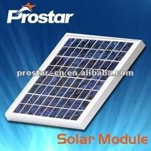 90W polycrystalline solar module