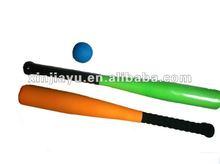 EVA baseball foam bat toy,NBR kids sports mini softball bat toy