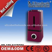 Novo produto ânion controlador de umidade filtro umidificador de ar em casa modelo de uso de PH-402-71