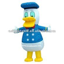 Cute duck cartoon inflatable cartoon characters