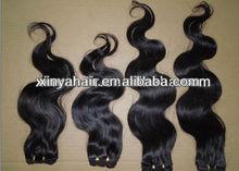 Top Fashion Virgin Mongolian wet and wavy human hair weaving