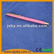 promotional bird shaped pen metal ball pen