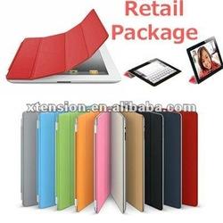 Slim Flip Folding Foldable Magnetic Smart Case Cover for iPad 2 New iPad 3