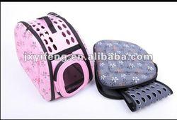 Pet Carrier Backpack Luggage, pet travel bag, pet bag