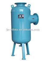 Industrial cyclone hepa sand blasting filter
