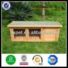 natural wooden hamster cage DXR011