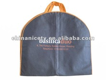 Non woven coat cover bag with handle