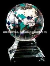Wholesale crystal globe ball