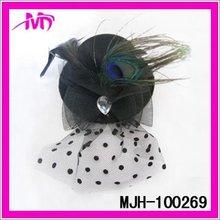 wholesale mini hat hair clip
