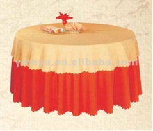 banquet table covers (BD751)