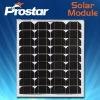 258W polycrystalline solar panel