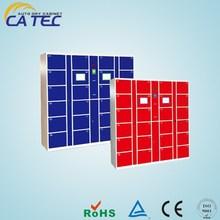 CATEC original high quality supermarket barcode locker(CT24)