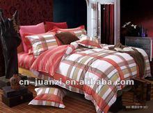 4pcs 100% cotton luxtury european bedding set