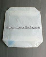 RECYCLED PP WOVEN AD STAR VALVE cement block bottom valve bag 50kg
