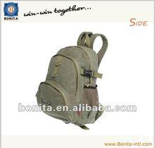 Canvas backpack,Cotton backpacks,School bag