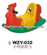Children indoor and outdoor walking animal ride on toy