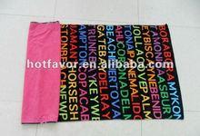 Promotion Colorful Cotton Beach Towel