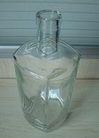 750ml whisky glass bottle