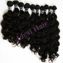virgin remy cambodian/brazilian/indian/peruvian hair weave