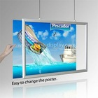Hanging type aluminum snap digital photo frame