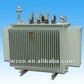 utiliza transformador de distribución s9 630 kva