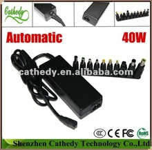 40W Universal adapter for DELL/HP/SONY/TOSHIBA/ACER
