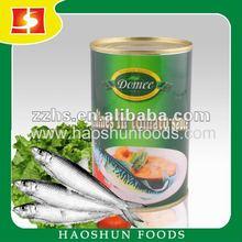 canned fish sardines mackerel
