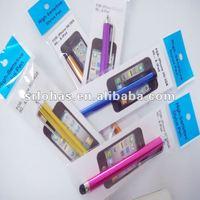 High sensitive conductive fabric touch stylus pen