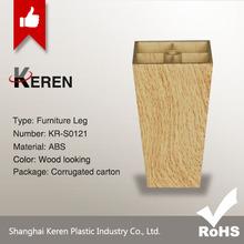 industrial plastic furniture leg