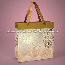 Printed Designer Garment Paper Bag