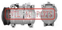 PV6 & clutch Denso 10S17C AC Compressor Jeep Liberty (KJ) 2.5 2.8 CRD 2001- 55037467AB 447220-3972 55037467AA 55037467A