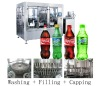 Carbonated drinks machinery