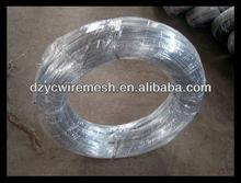DingZhou yongchang hot supplying 14 gauge Black annealed soft iron wire