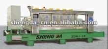 Polishing machine for slab with 6heads ZDMJ-6B