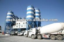 Super quality HZS120(120m3/h) Ready-mixed Concrete Plant ,Precast Concrete Plant for Construction machinery