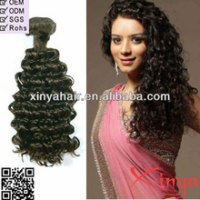 5a top quality unprocessed wholesale cheap indian remy ocean wave hair