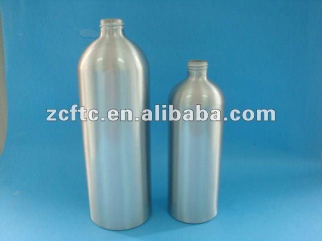 1Liter daily care aluminum bottle,aluminum container,essential oil bottle