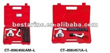 Refrigeration Tool Kits( 45 Eccentric Cone Type Flaring Tools)