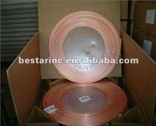 good quality refrigeration pancake copper coils