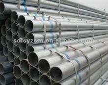 zinc coated Fluid steel pipe