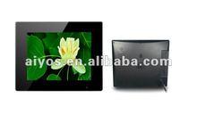 Fashion 10.4 inch Digital Photo Frames,super slim ,high-Brightness screen,Movie/Music, calender and alarm,cheap price!