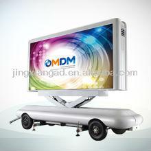 Outdoor Media LED mobile trailer (E-K50II)