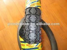 motorcycle tube tyre 3.50-16 6PR,8PR