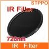 62mm Camera Infrared Pass Filter Infra-red IR Filter 720nm