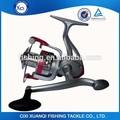 Eléctrica carrete de la pesca con equilibrio manija carrete de la pesca