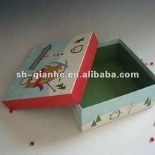 Lovely cake cupcake box packaging