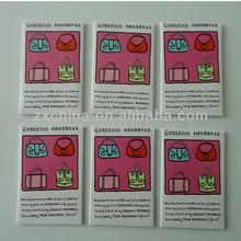 Hot promotional custom personalized tinplate fridge magnet